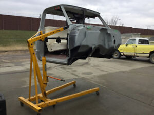 Truck Cab And Box Removal Attachment For Your Engine Hoist