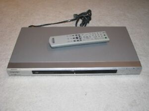 Sony DVD Player with remote - DVP-NS50P - good condition