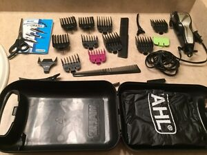 Wahl 20 Piece hair cutting kit in near perfect condition. Cambridge Kitchener Area image 2