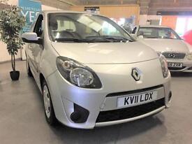 2011 Renault Twingo 1.2 16v Bluetooth,£30 Tax