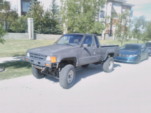 1986 Toyota Pickup Turbo 22RTE