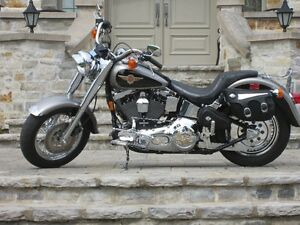 Harley Fat Boy Full chrome
