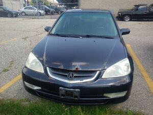 2002 Acura EL Premium Sedan Kitchener / Waterloo Kitchener Area image 2