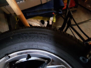 Pontiac Grand Prix Original Chrome Rims