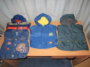 Boy's Jackets & Coats, (4 Jackets FOR  $20.00)