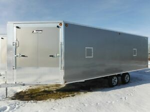 2016 Triton Trailers XT Enclosed 8' Wide Series XT-228