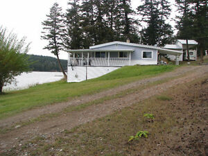 Lac La Hache waterfront at your doorstep! Williams Lake Cariboo Area image 6