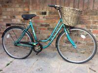 Lovely vintage women's bike