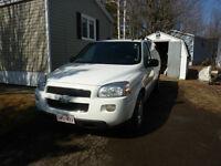 2008 Chevrolet Uplander LT Flex Fuel Minivan, Van