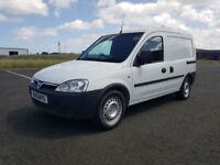 Vauxhall Combo 1.3CDTi 16v 2000 5 Seat Crew van