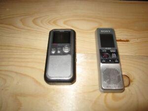2 Digital voice recorder