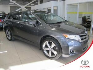 Toyota Venza 2013 - V6 AWD - TOIT PANORAMIQUE - CUIR