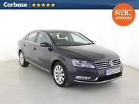 2013 VOLKSWAGEN PASSAT 2.0 TDI Bluemotion Tech Highline 4dr