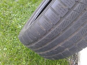 ford mustang tires