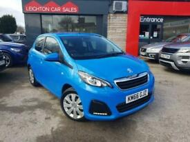 image for 2016 66 PEUGEOT 108 1.0 ACTIVE 5D 68 BHP