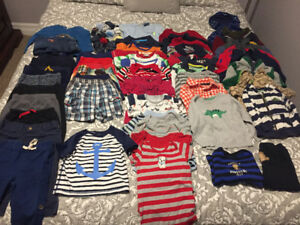 Boys 12 month lot