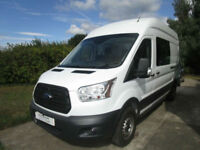 Camper Conversion Ford Transit 350 MWB Two Berth Camper Van 13689