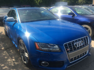 2011 Audi S5 4.2L just arrived for sale at Pic N Save!
