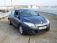 Renault Megane 1.6 VVT ( 100bhp ) Expression 2010