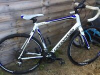 Cannondale Synapse Road Bike