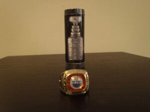 10 MOLSON NHL STANLEY CUP RINGS