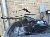 RC Black Helicopter Sale
