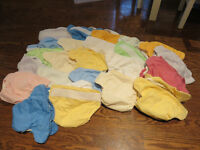 23 Couches lavable BumGenius - 23 Washable diapers BumGenius