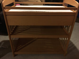Like New Baby Change Table with Drawer