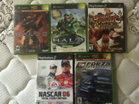 older ps2 / xbox games