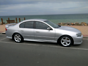 04  FORD FALCON BA MK 2 XR6 Plympton West Torrens Area Preview