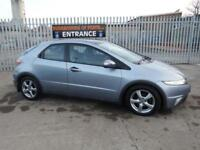 Honda Civic 1.8i-VTEC ES 5 Door Hatch Back