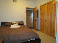 Shared Accommodation, king size bed seperate bathroom