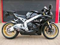 HONDA CBR 1000RA-A FIREBLADE ABS 2010 FDSH NEW MOT EXTRAS HPI WARRANTY FINANCE