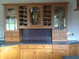 Classic Oak Kitchen