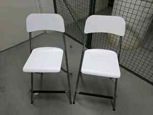 Folding bar stool buy sell items tickets or tech in for Folding bar stools ikea