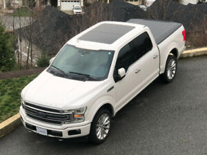 2018 Ford F-150 SuperCrew Limited Pickup Truck