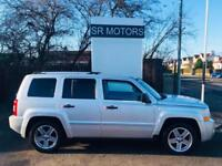 2007 Jeep Patriot 2.0CRD Limited(GOOD HISTORY,WARRANTY)