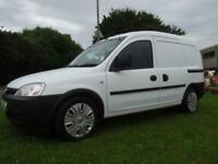 2007 Vauxhall Combo 2000 1.3CDTi 16V Van CAR DERIVED VAN Diesel Manual