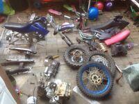 Pit bike parts Job lot £140 Ono