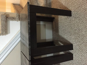 Two coffee end tables