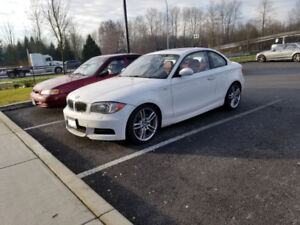 2009 BMW 135i Sports Coupe M Package