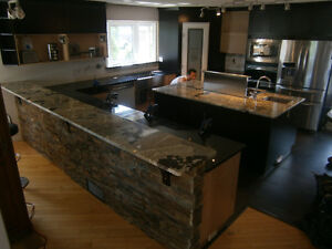 BeThe1stOne!Bethelstone Quartz and Granite installed in 5 days~~