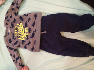 12 month outfit -carters Strathcona County Edmonton Area image 1