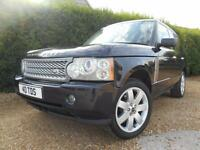 2006 LANDROVER RANGE ROVER 4.4 V8 VOUGE AUTO BEAUTIFUL 4X4