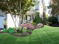 Artistic Landscaping Design & Constuction