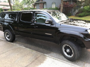 2012 Toyota Tacoma TRD Leveled Offroad Pickup Truck