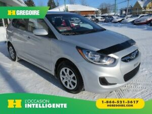 2014 Hyundai Accent GL MAN A/C BLUETOOTH GR ELECTRIQUE