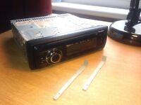 MAXTEK Car Stereo /CD/Bluetooth/USB/SD/AUX