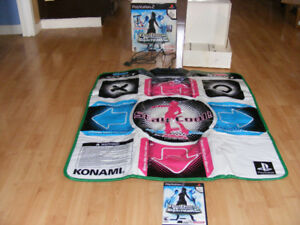Dance Dance Revolution SuperNova 2 Playstation2 PS2
