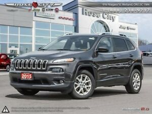 2015 Jeep Cherokee North  - Bluetooth -  Fog Lamps